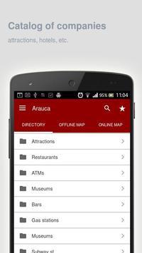 Arauca screenshot 1