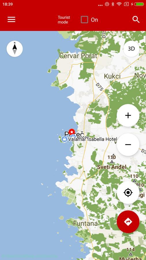 Mapa De Porec Offline For Android Apk Download