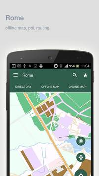 Rome Map Offline APK Download Free Travel Local APP For - Rome map download