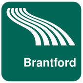 Brantford Map offline icon