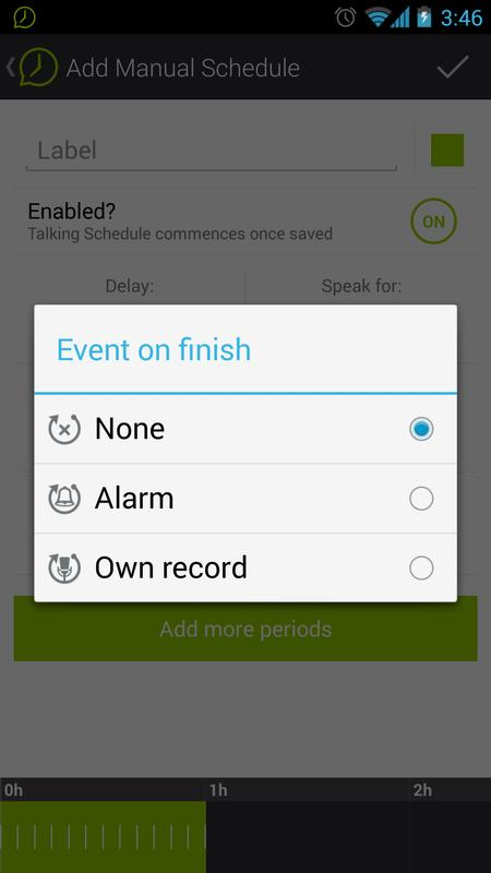 7bceec5db28 Relógio Falante Demo para Android - APK Baixar