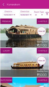 Vowstay - Kerala Hotel Booking apk screenshot