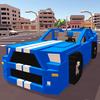 Blocky Car Racer ícone