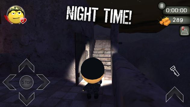 3D Maze: War of Gold screenshot 1