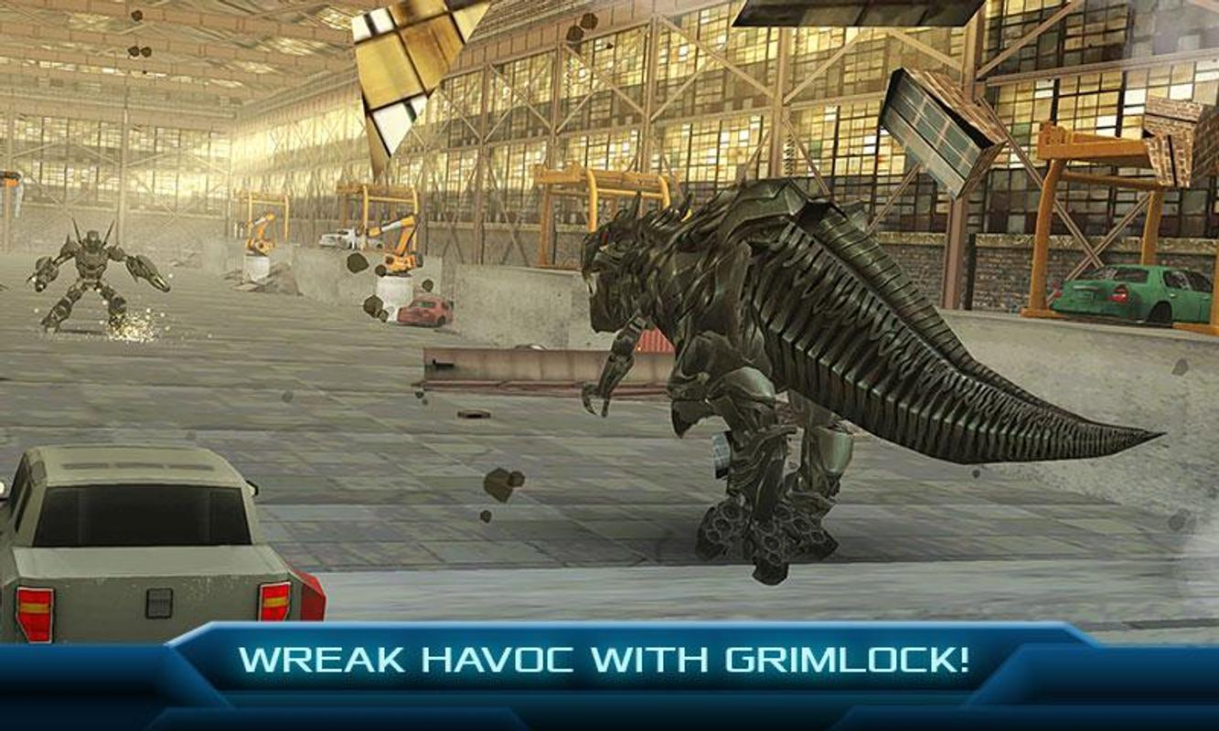 download transformers age of extinction game for android offline