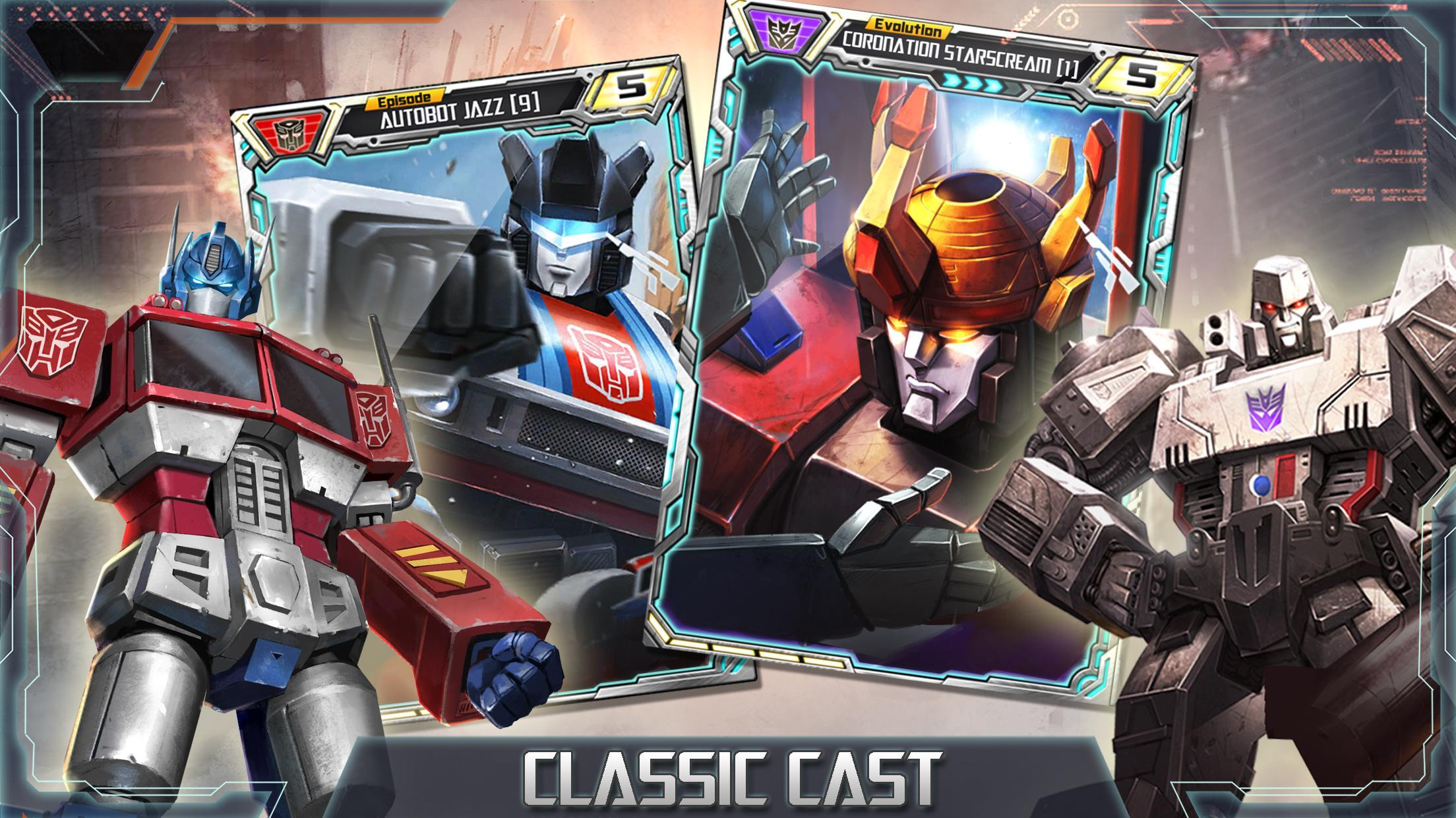 Transformers Legends for Android - APK Download