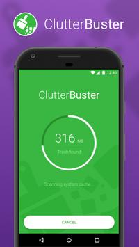 Clutter Buster screenshot 1