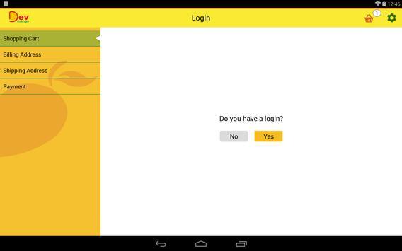 Dev mango screenshot 11