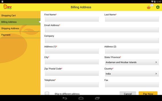 Dev mango screenshot 12
