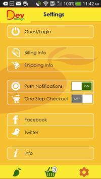 Dev mango screenshot 5