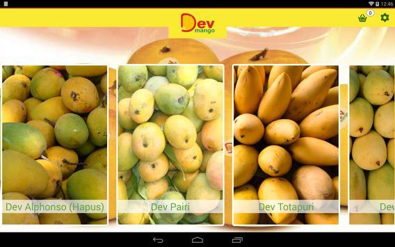 Dev mango screenshot 8
