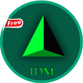 I Download Manager IDM icon
