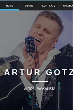 Artur Gotz poster