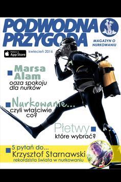 Podwodna Przygoda Magazyn poster