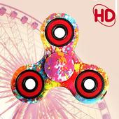 Fidget Spinner High Wallpaper icon