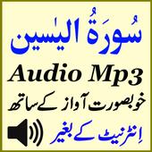 Great Surah Yaseen Audio Mp3 icon