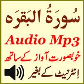 Surah Baqarah Daily Audio Mp3 icon