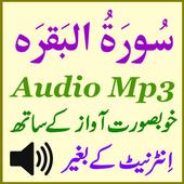 Surat Baqarah Daily Mp3 Audio icon