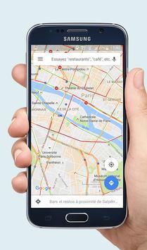GPS Route Finder Exact screenshot 3