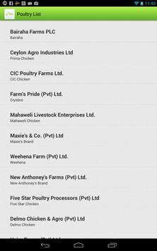 Sri Lanka Halal Product Finder screenshot 1