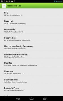 Sri Lanka Halal Product Finder screenshot 2