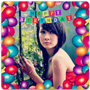 Square Birthday Photo Frames APK Android