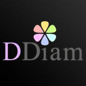 DDiam Fancycolored Diamonds icon