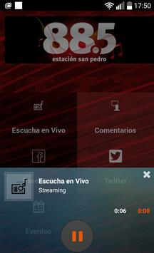 Estación San Pedro 88.5 screenshot 1