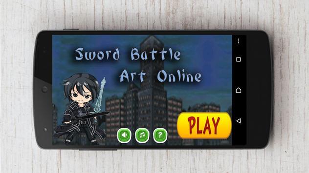 Sword Battle Art Online poster