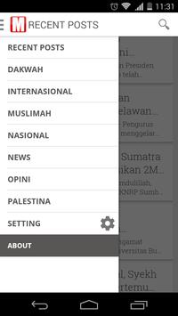 Tren Muslim News apk screenshot