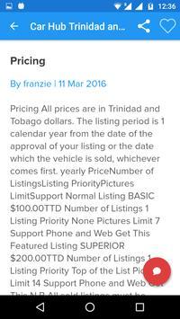 Car Hub Trinidad and Tobago screenshot 1