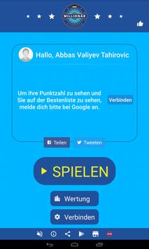 Neuer Millionär - Millionaire quiz game in German screenshot 8