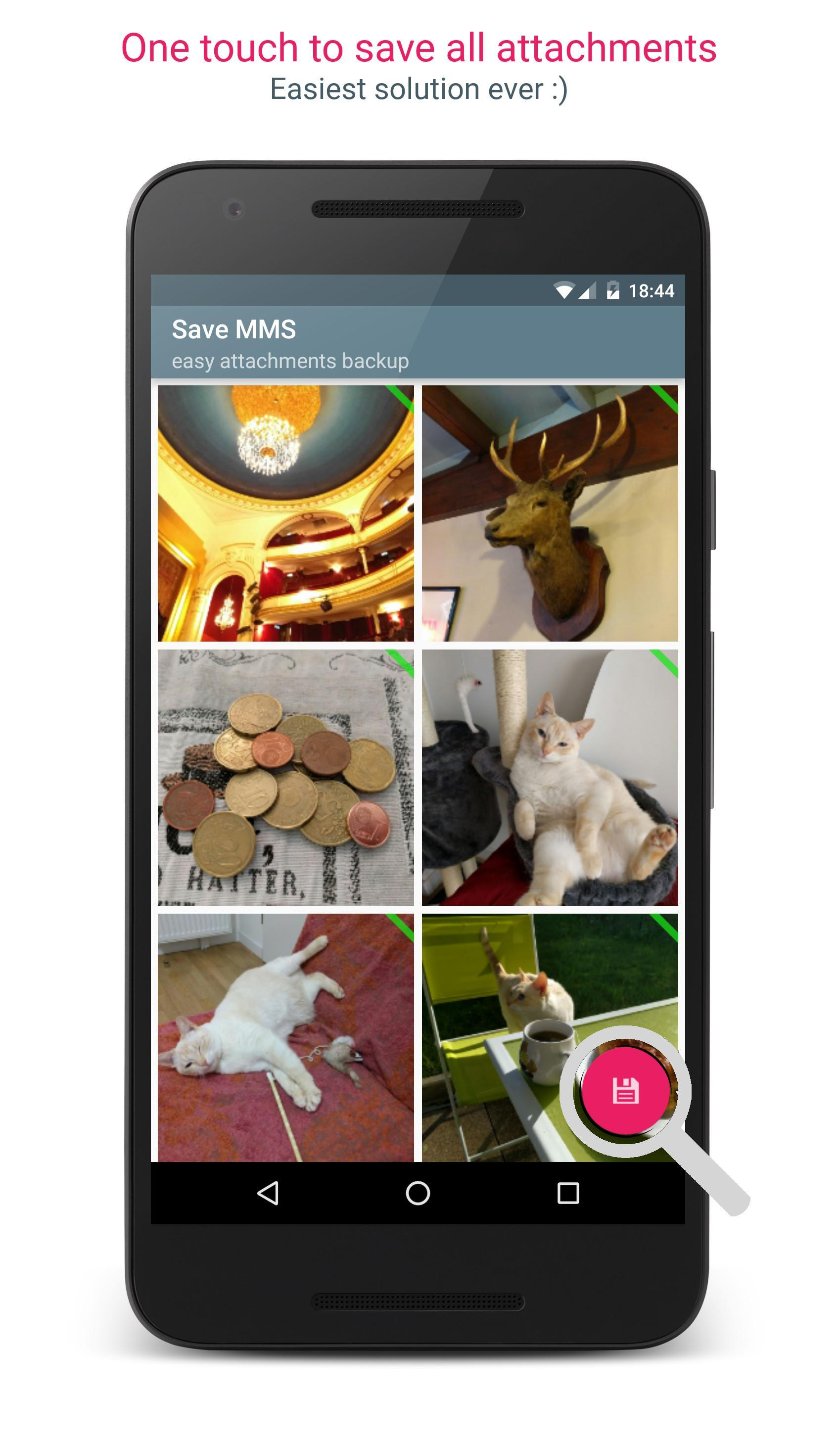 Save MMS for Android - APK Download