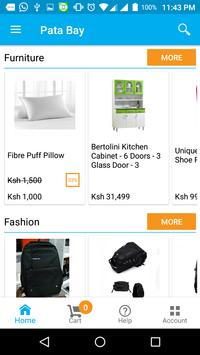 PataBay online shopping poster