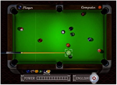 Pool Billiards Game apk screenshot