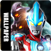Ultraman Ginga Wallpaper icon