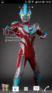 Ultraman Ginga Wallpaper screenshot 1