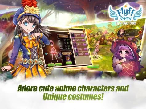 Flyff Legacy - Anime MMORPG APK-screenhot