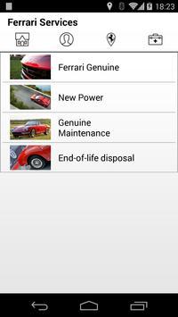 Ferrari Road CZ apk screenshot