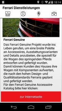 Ferrari Road DE apk screenshot
