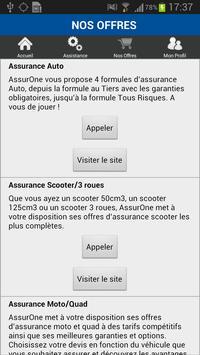 AssurOne Assistance screenshot 4