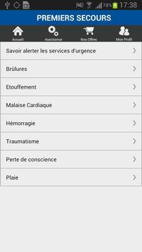 AssurOne Assistance screenshot 6