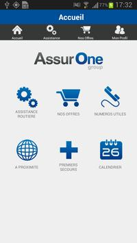AssurOne Assistance poster