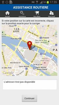 AssurOne Assistance screenshot 1