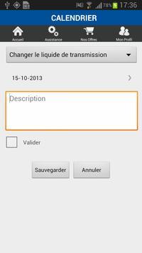 AssurOne Assistance screenshot 3