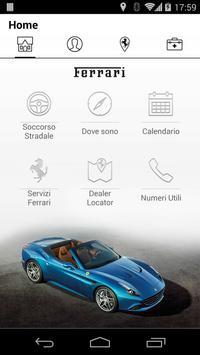 Ferrari Road IT poster