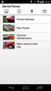 Ferrari Road IT apk screenshot