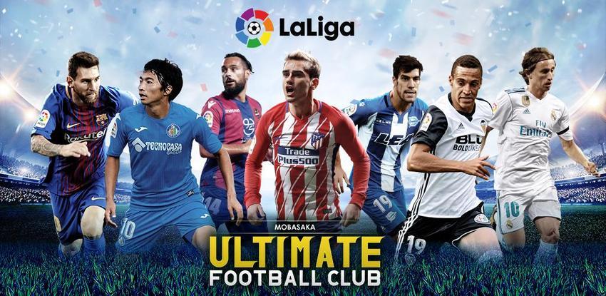 【新作】モバサカ Ultimate Football Club~【モバサカUFC】~ APK