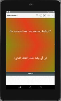 Pratik Arapça screenshot 8