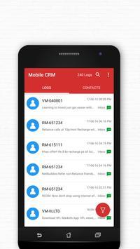 Mobile CRM screenshot 1